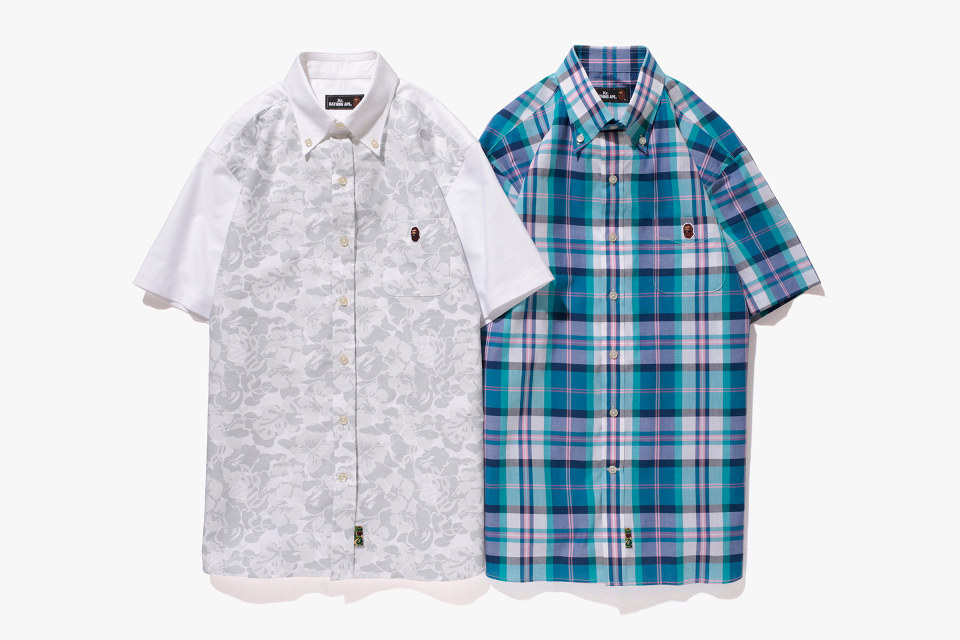 mr bathing ape spring summer 2014 collection product of society