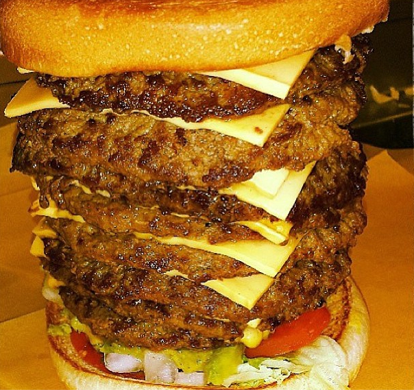 Best Burger Fast Food Chain