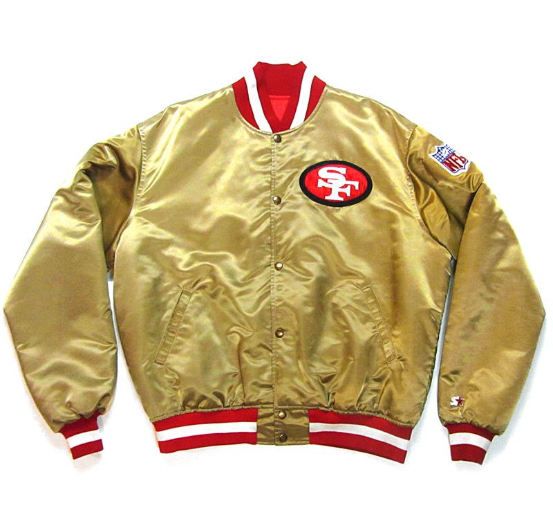 timeless design 72790 c5220 Must Have: San Francisco 49ers Starter Jacket – Product Of ...