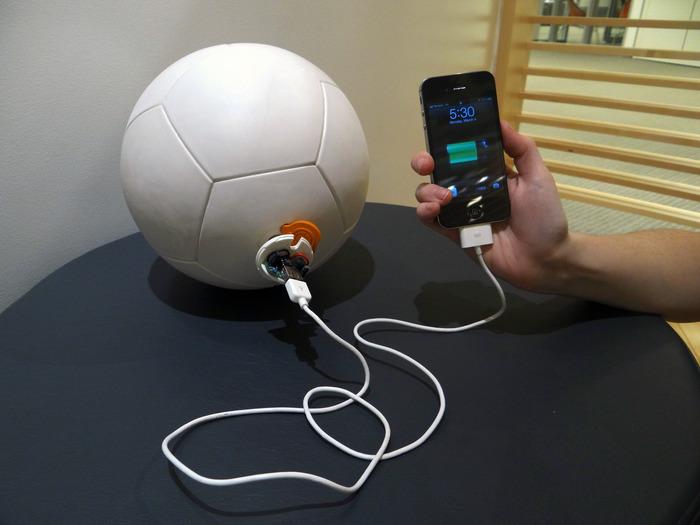 7158122b3 Harvard Women Build A 'Smart' Soccer Ball – Product Of Society