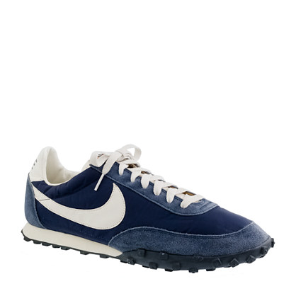 654a88c9 A dope pair of sneakers are the Nike Vintage Collection Waffle Racer  Sneakers available now via J. Crew. Its light-weight material and  affordable price ...
