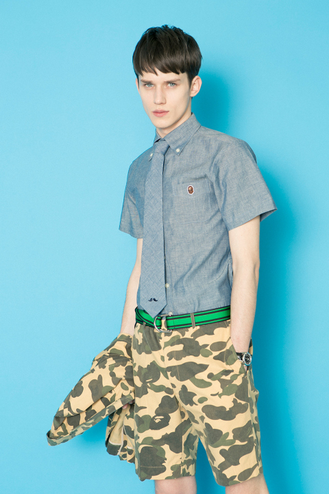 0e741f3d Mr. BATHING APE's 2014 Spring/Summer Lookbook – Product Of Society