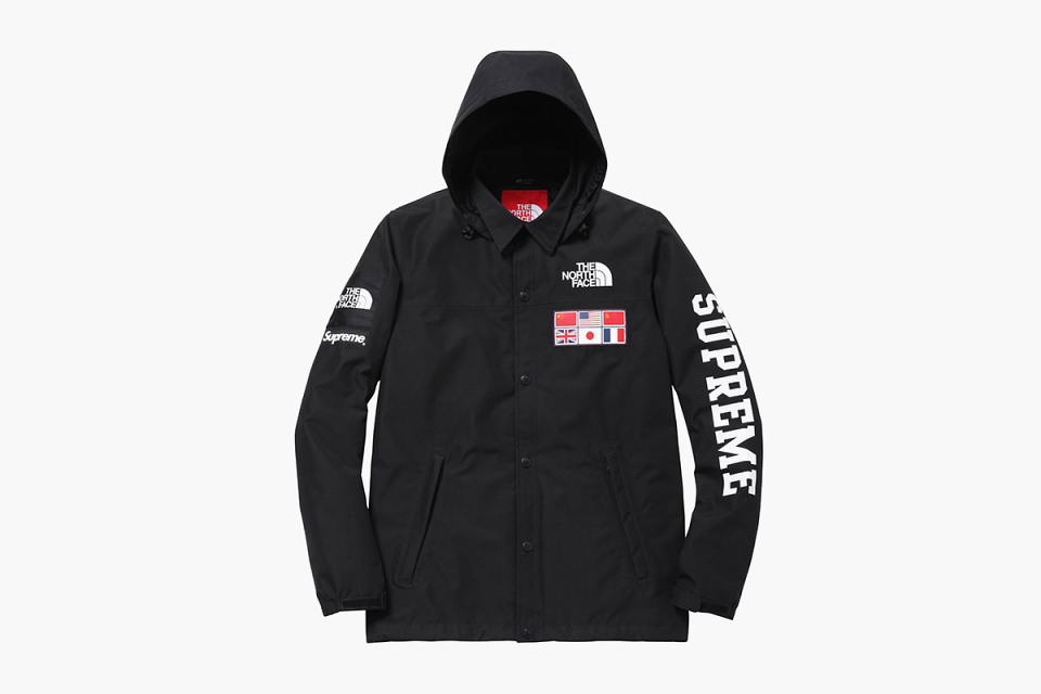 The north face x supreme springsummer collection product of society supreme the north face spring summer 2014 collection gumiabroncs Images