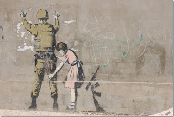 banksy-graffiti-streetart-palestine-1