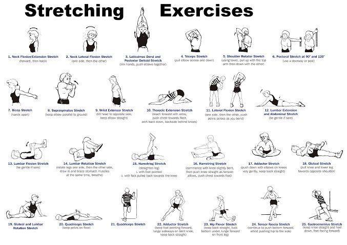 Stretching; More Important Than the Actual Workout ...