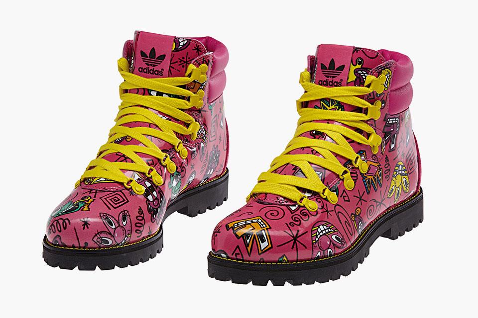 473ce9f8410 adidas Originals x Jeremy Scott Fall Winter 2014 Footwear Collection ...