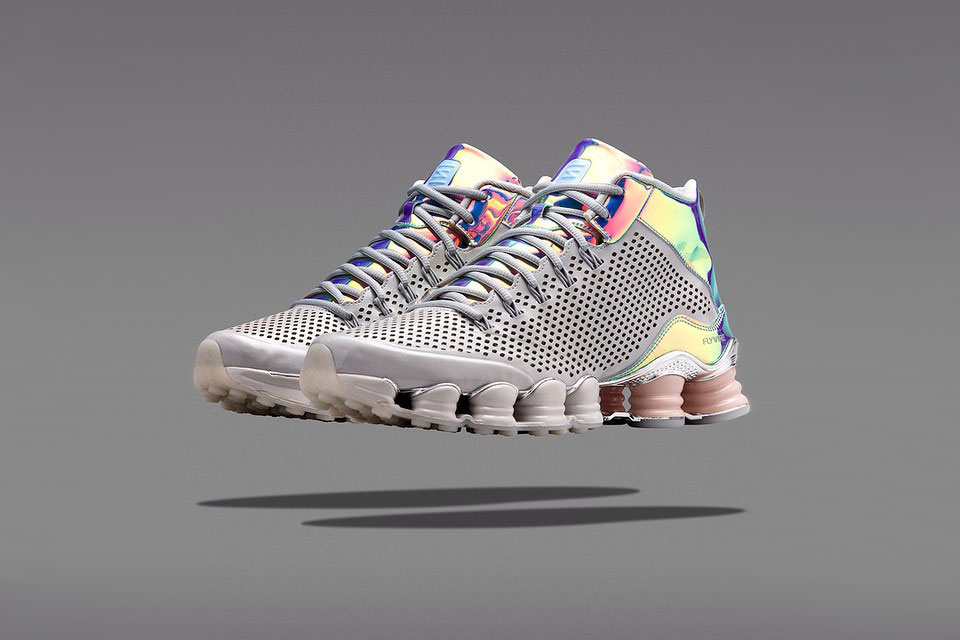 Nike Limited Edition Shox TLX Mid
