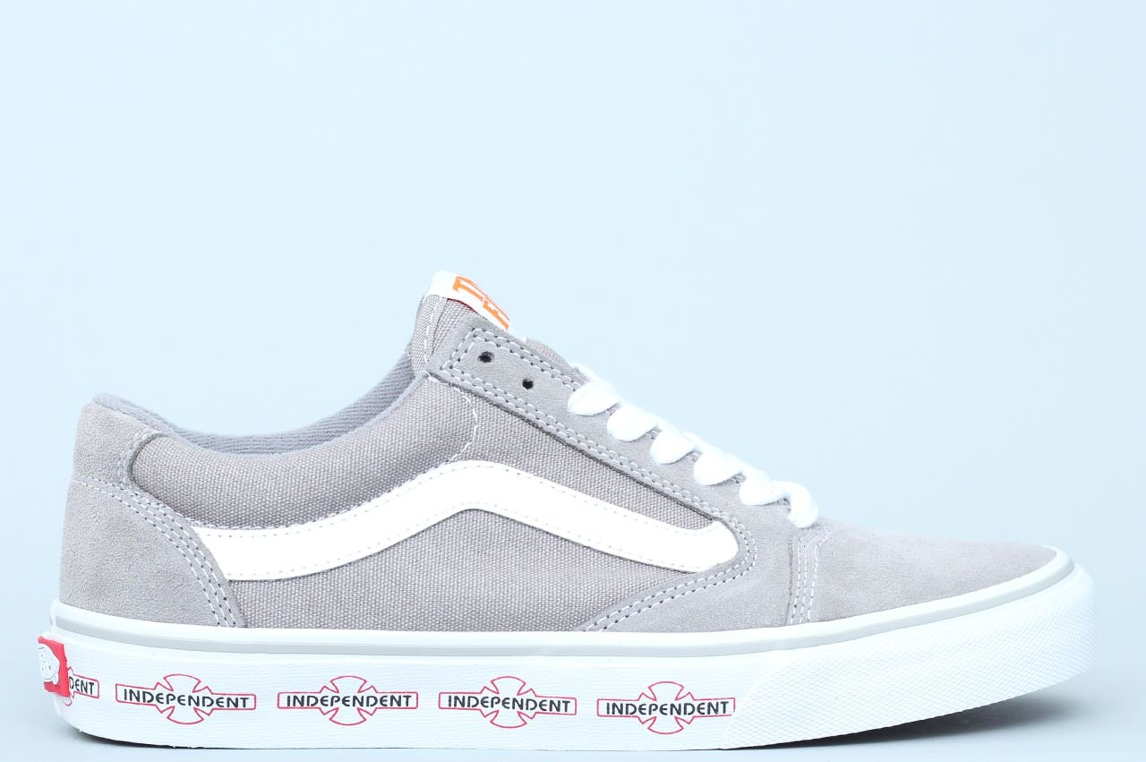 4ceff4bde51b08 Vans TNT 5 Independent Silver – Product Of Society