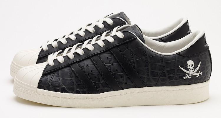 adidas consortium x neighborhood superstar 80s '10th anniversary'