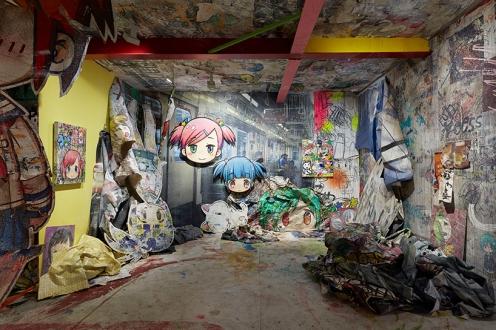 galerie-perrotin-mr-japanese-neo-pop-seoul-designboom-03